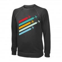 Свитшот Planes, цвет: тёмно-серый, AVIAMERCH™