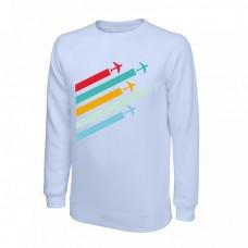 Свитшот Planes, цвет: голубой, AVIAMERCH™