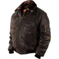 """Куртка лётная """"Top Gun 3G"""" Airborne Apparel™"""