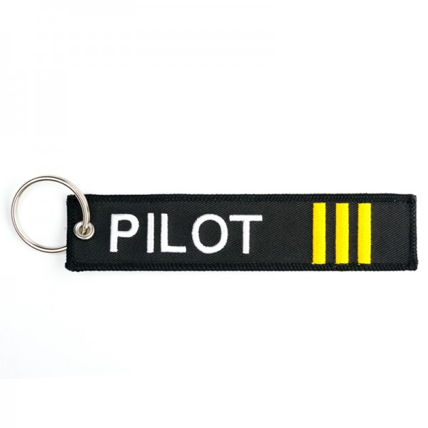 """Брелок """"Pilot"""" 3 полосы"""
