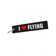 """Брелок """"I love flying"""""""