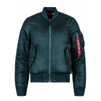 Куртка MA-1 Flight Jacket, navy, Alpha Industries™