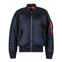 Куртка MA-1 Flight Jacket синяя Alpha Industries™