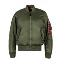 Куртка MA-1 Flight Jacket, sage green, Alpha Industries™