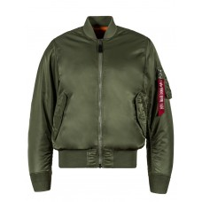 Куртка MA-1 Flight Jacket, sage green, Alpha Industries™