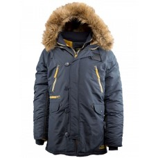 Куртка N-3B Inclement parka, steel blue, Alpha Industries™