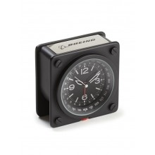 Часы настольные Boeing™ Pilot World Time Alarm Clock