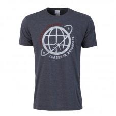 "Футболка Boeing™ ""Leader in Aerospace T-Shirt"", цвет: тёмно-серый"