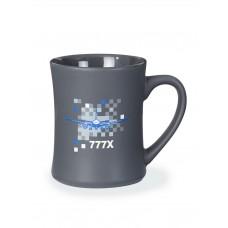 Чашка Boeing™ 777X Pixel Graphic Mug