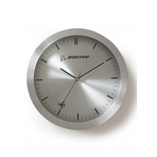 Часы настенные Boeing™ Rotating Plane Wall Clock