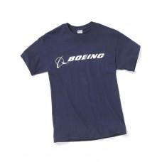 "Футболка Boeing™ ""Signature T-Shirt Short Sleeve"", цвет: navy"