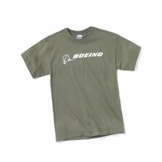 "Футболка Boeing™ ""Signature T-Shirt Short Sleeve"", цвет: military green"