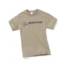 "Футболка Boeing™ ""Signature T-Shirt Short Sleeve"", цвет: prairie dust"