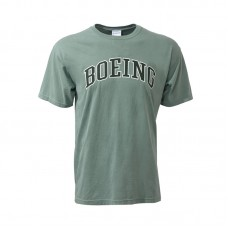 "Футболка Boeing™ ""Varsity T-Shirt"", цвет: green"