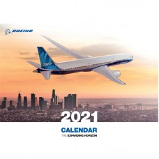 Календарь авиационный BOEING 2021