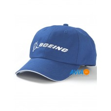 "Кепка Boeing™ ""Blue Logo Hat"""