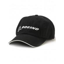 "Кепка Boeing™ ""Chino Hat"", цвет: чёрный"