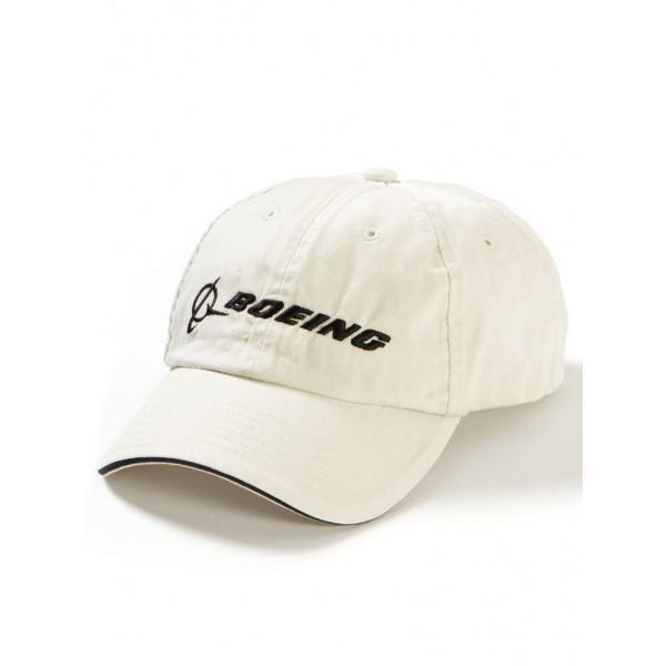 """Кепка Boeing™ """"Chino Hat"""", цвет: бежевый"""