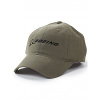 Кепка Boeing™ Executive Signature Hat, цвет: мокко
