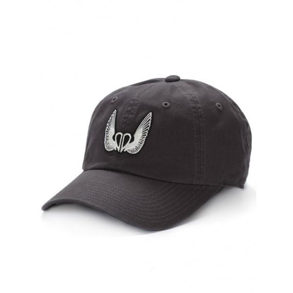 Кепка Douglas Heritage Logo Hat, charcoal