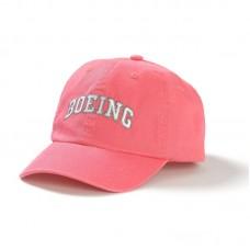 Кепка Kids Boeing Pink Varsity Logo Hat