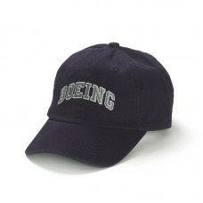 Кепка Kids Boeing Varsity Logo Hat, navy