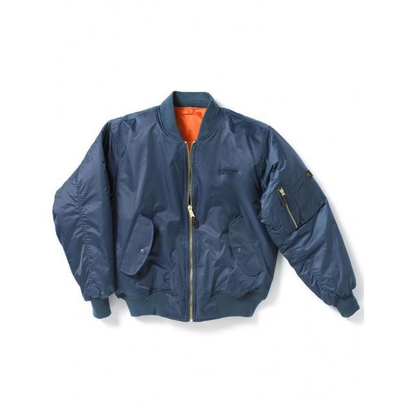 Куртка MA-1 Flight Jacket синяя Boeing™