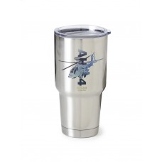Термокружка Boeing™ AH-64 X-Ray Graphic Stainless-Steel Tumbler