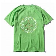 "Футболка ""Компас"" Цвет: green herbal"