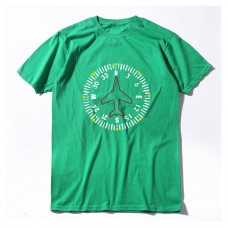 """Футболка """"Компас"""" Цвет: green mint"""