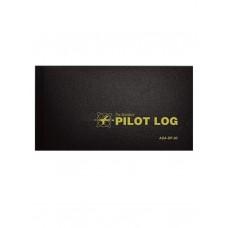 Книжка лётная ASA STANDARD PILOT LOG, black