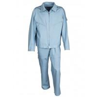 Лётный костюм летний серо-голубой Куртаж™