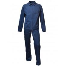 Лётный костюм летний тёмно-синий Куртаж™