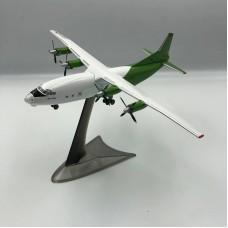 Модель самолёта АН-12БК CAVOK (борт - UR-KDM)