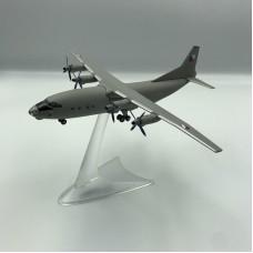 Модель самолёта АН-12 ВВС Чехии (борт - 2105)