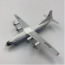 Модель самолёта АН-12 Аэрофлот СССР (борт - 11527)