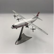 Модель самолёта АН-12 Аэрофлот СССР (борт - 12995)