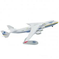 Модель самолёта Aн-225, масштаб 1:400