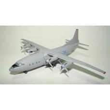 Модель самолёта АН-12 ВВС СССР