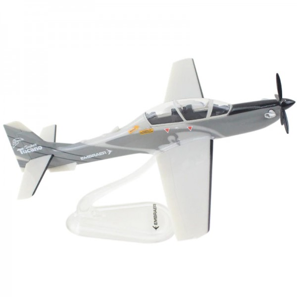 "Модель самолёта EMBRAER A29 ""Super tucano"""