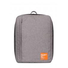 Рюкзак для ручной клади Airport, серый