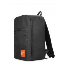 Рюкзак для ручной клади HUB, чёрный
