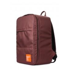 Рюкзак для ручной клади HUB, коричневый