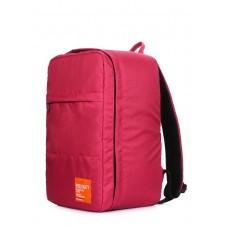 Рюкзак для ручной клади HUB, вишнёвый