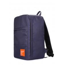 Рюкзак для ручной клади HUB, тёмно-синий