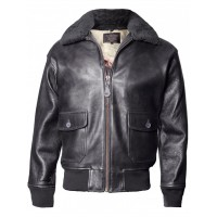 Куртка Top Gun™ Military G-1 Jacket, black