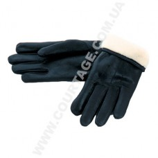 Перчатки кожаные меховые (овчина)